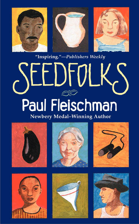 cover of Seedfolks