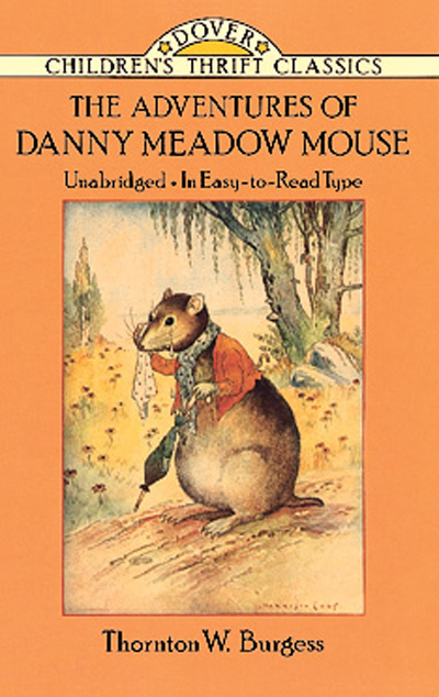 Danny Meadowmouse