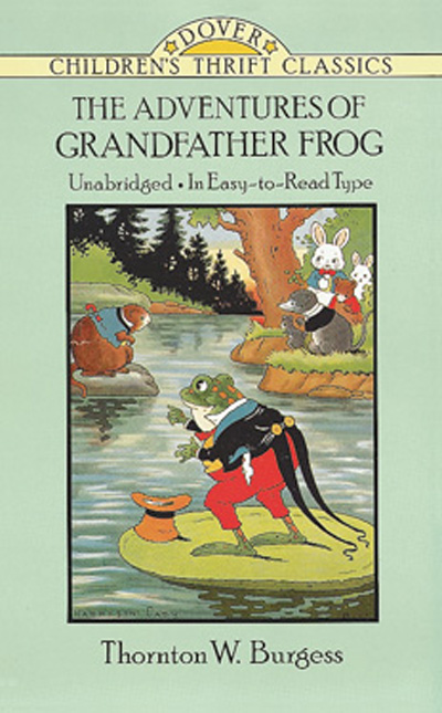 Grandfather Frog