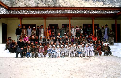 Hushe School